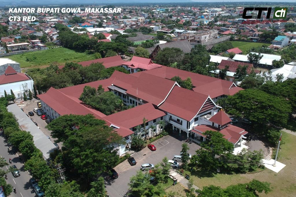 Kantor Bupati Gowa, Makasar