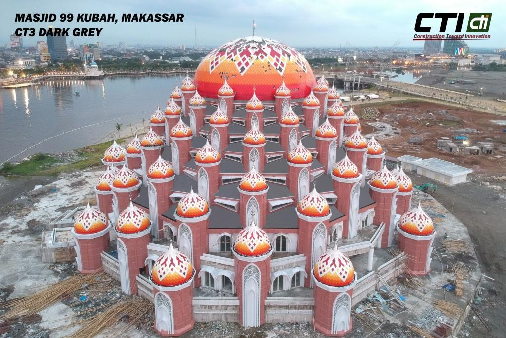 Masjid 99 Kubag, Makasar