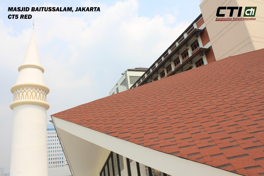 Masjid Baitussalam, Jakarta