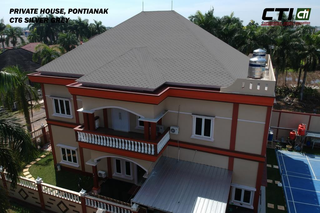 Private House, Pontianak