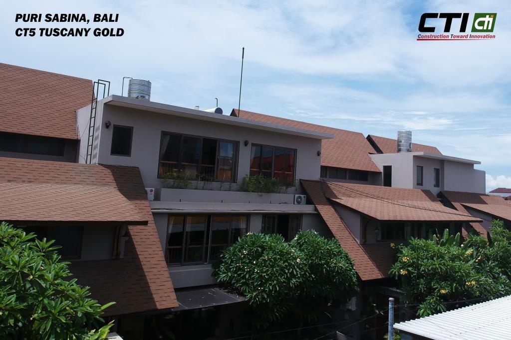Puri Sabina, Bali