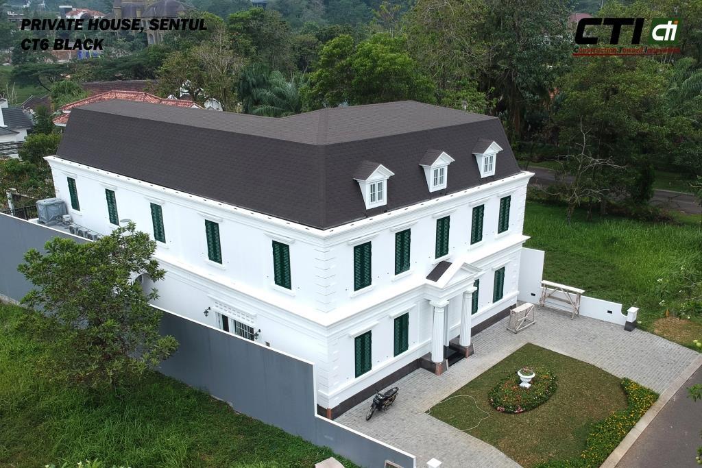 Pivate House, Sentul