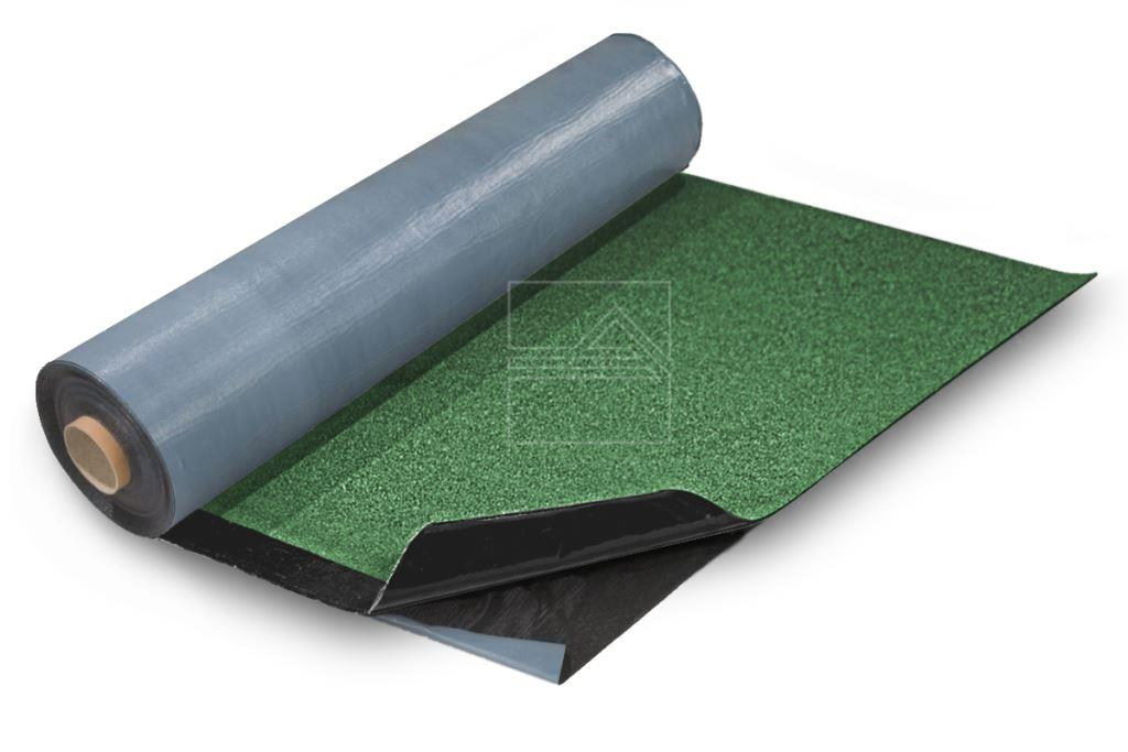 Roll Shingles CTI green